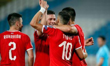 Srpski fudbaleri sledećeg meseca dočekuju Paragvaj