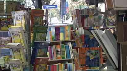 Šta je u udžbenicima sporno za Labris?