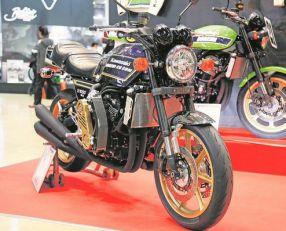Šta kažete na turbo Kawasaki Z900RS?