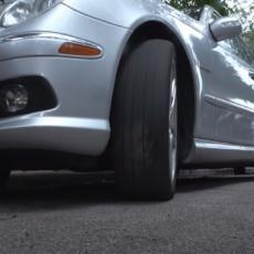Šta se dešava u gumi tokom vožnje? (VIDEO)