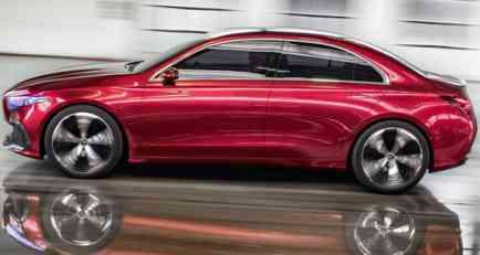 Šta sprema Mercedes za 2018.