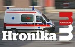 Stariji biciklista teško povređen u udesu u Nišu