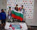 Stašini mali naslednici penjači doneli medalje iz Skoplja