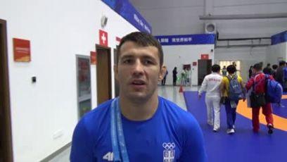 Štefanek : Nadam se da će i ostali članovi naše reprezentacije biti uspešni