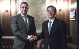 Stefanović u Rusiji o unapeđenju saradnje policija Srbije i Kine