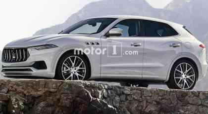 Stiže i Maseratijev baby SUV