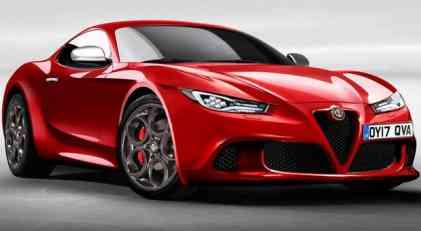 Stiže i sportski Alfa Romeo 6C