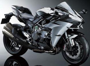 Stiže nova serija Kawasaki H2 i H2R mašina