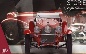 """""""Storie Alfa Romeo"""" druga epizoda: Klasični model 6C 1750 predvideo budućnost i gospodario erom"""
