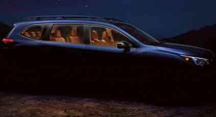 Subaru Ascent: nova teaser slika