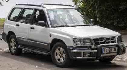 Subaru Forester koji je prešao više od milion kilometara