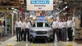 Subaru proslavio veliki jubilej: 4.000.000 automobila u SAD