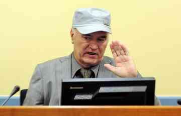 Sud u Hagu odbio Mladićev zahtev za izuzeće sudija