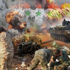 Sudbina Sirije već odlučena? Rat se privodi kraju, a pobednik može biti SAMO JEDAN