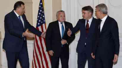 Sullivan: SAD podržavaju teritorijalni integritet i suverenitet BiH