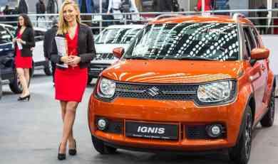 Suzuki na sajmu BG Car Show