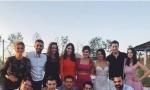 Svi gledali u Jelisavetu na svadbi brata Vuka Kostića