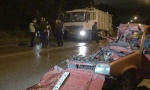 TRAGEDIJA KOD SKOPLjA: Pet žrtava u sudaru automobila i kamiona (FOTO)