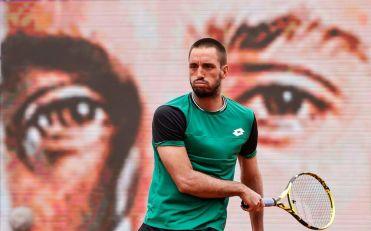 TROICKI ZAUSTAVLJEN: Viktor zaršio učešće na turniru u Beogradu