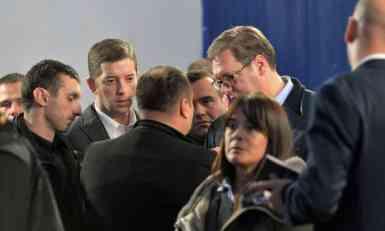 Tači i Haradinaj o Vučićevoj poseti KiM