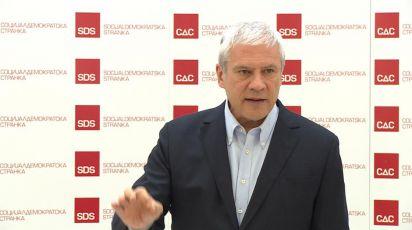 Tadić: Organizovan dogovor Vučića, Rame, Orbana za Gruevskog
