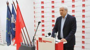 Tadić: Vlast u Srbiji je generator organizovanog kriminala