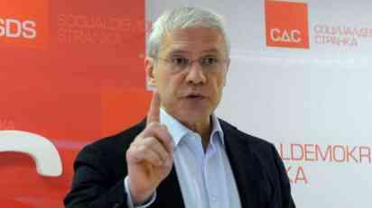 Tadić: Vučić podržava Tačijevu tezu