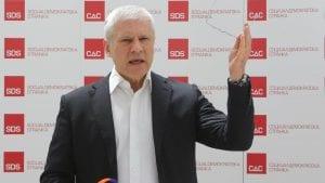 Tadićev SDS potpisuje koalcioni sporazum sa PSG i Novom strankom za lokalne izbore