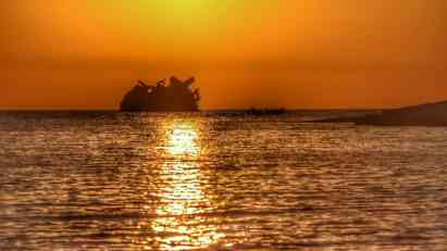 Tajvan: Sa morskog dna izvučena olupina turističkog broda