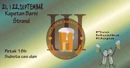 Takmičenje kućnih pivara danas i sutra na Štrandu (AUDIO)