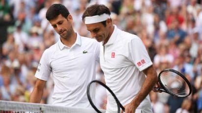 Teniske bahanalije Đokovića i Federera obeležile 2019.
