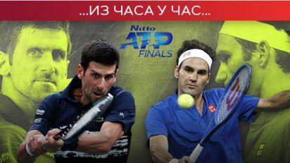 Rodžer motivisan, Novak ostao bez polufinala u Londonu
