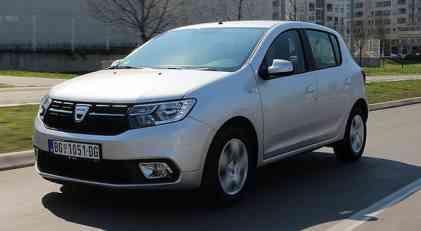 Test: Dacia Sandero TCe 90 Easy-R Laureate (automatik)