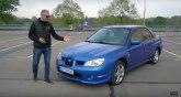 Test polovnjaka: Subaru Impreza – da li biste vozili legendu? VIDEO