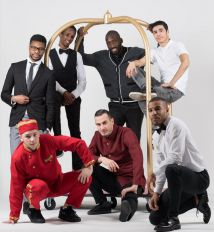 Tie Break - hip-hop uz muziku Nine Simon