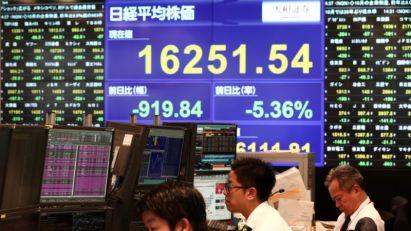 Tokijska berza u prekidu ceo dan zbog tehničkog problema