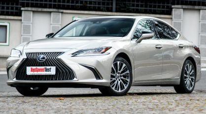 TopSpeed test: Lexus ES 300h