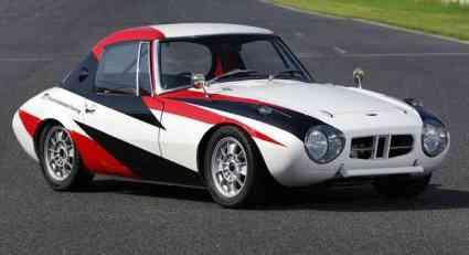 Toyota restaurirala Sports 800, svoj najstariji trkački automobil