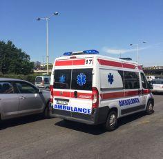 Tragedija na autoputu Beograd-Niš, poginula beba