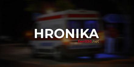 Tragedija u Boru: Skočila sa zgrade i na mestu poginula