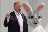 Tramp na Uskršnjoj trci najavio novo ulaganje u vojsku FOTO