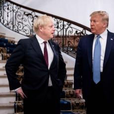 Tramp najavio VELIKI TRGOVINSKI SPORAZUM sa Britanijom čim izađe iz EU