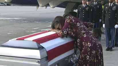 Tramp u svađi sa porodicom poginulog vojnika