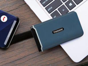 Transcend predstavio eksterni SSD za računare i konzole