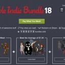 Tri fenomenalne igre za 100 dinara - Humble Indie Bundle 18