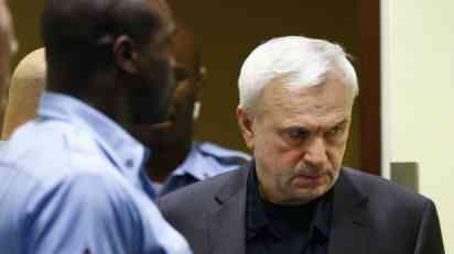 Tribunal Stanišiću produžio privremenu slobodu i lečenje u Beogradu