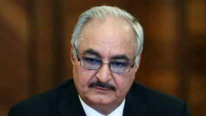 Tripoli optužuje Pariz da podržava Haftara