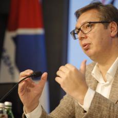 Trudili smo se da sagledamo ko je kako radio i šta može Vučić: Ministarstvo odbrane nije utešna nagrada