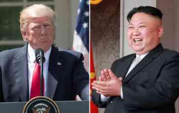 Trump: Kim neće još dugo