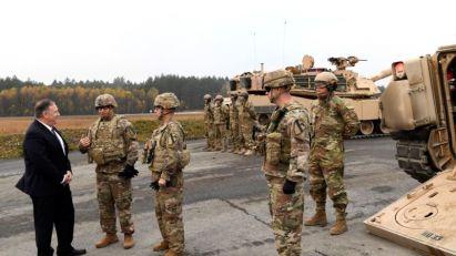 Trump želi smanjenje američkih snaga u Njemačkoj